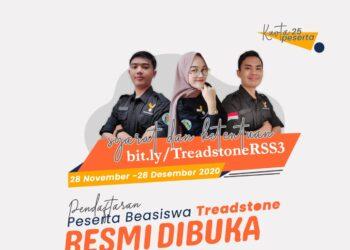 Beasiswa Threadstone Scholarship